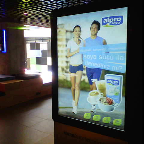 Alpro Outdoor Ad 1