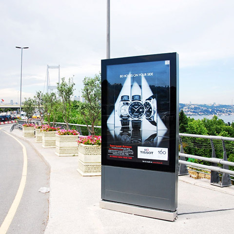 Tissot Outdoor Ad 3